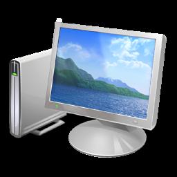 笔记本电脑图标 图标 素材库 资料库