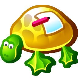 鱼 乌龟 海洋动物图标图片