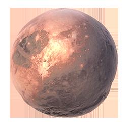 下载按钮图片_太阳系 宇宙 陨石 行星PNG图标,图标,素材库——资料库