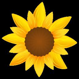 qq农场向日葵几季_农场主 水果 食物PNG图标,图标,素材库——资料库